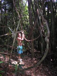 Ma olen kogu aeg tundnud, et metsa ma kuulun