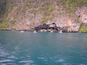 Teel Maya beachile möödusime ka kuulsast Vikingi koopast