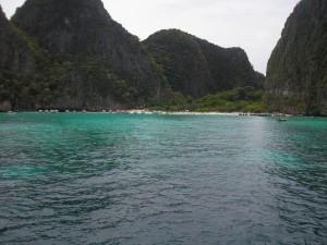 Paradiisirand- Maya beach