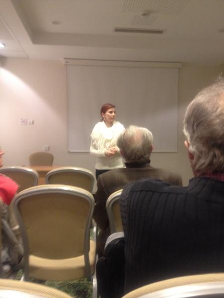 Tallinna PKO koosolekul